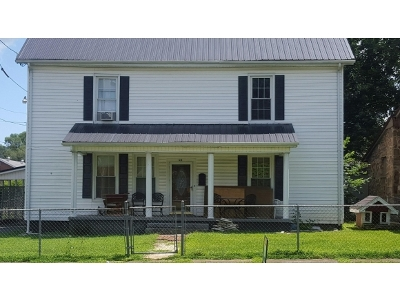 Elizabethton Multi Family Home For Sale: 518 Johnson Avenue