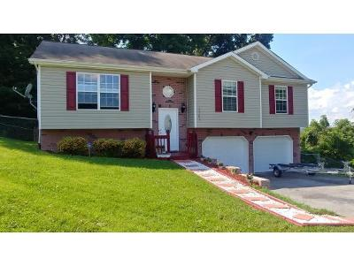 Single Family Home For Sale: 1107 Appletree Ct