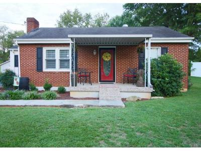 Bristol Single Family Home For Sale: 273 Old Abingdon Hwy