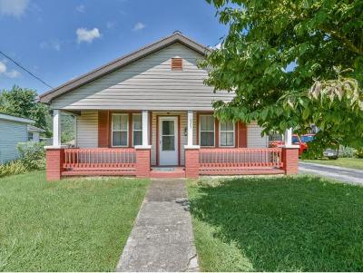 Erwin Single Family Home For Sale: 1023 N Elm Ave.