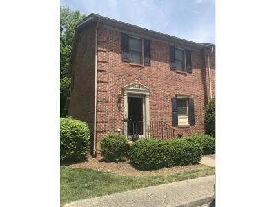 Johnson City Condo/Townhouse For Sale: 50 Oak Leaf Circle