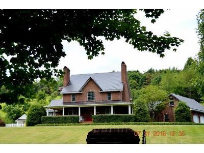 Johnson City Single Family Home For Sale: 2025 Carroll Creek Road