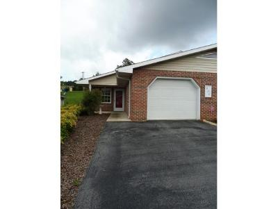 Kingsport TN Condo/Townhouse For Sale: $132,000