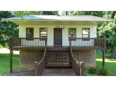 Johnson City Single Family Home For Sale: 3616 Ian Dr
