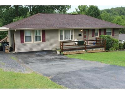 Kingsport TN Single Family Home For Sale: $0
