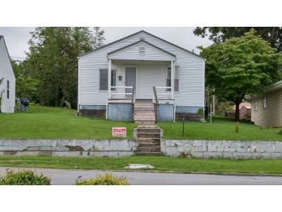 Johnson City Single Family Home For Sale: 601 W Main St.