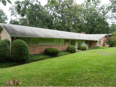 Kingsport TN Single Family Home For Sale: $239,900