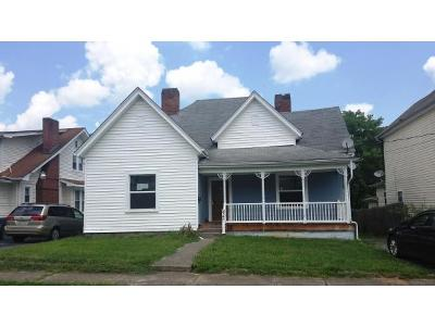 Bristol TN Single Family Home For Sale: $47,000