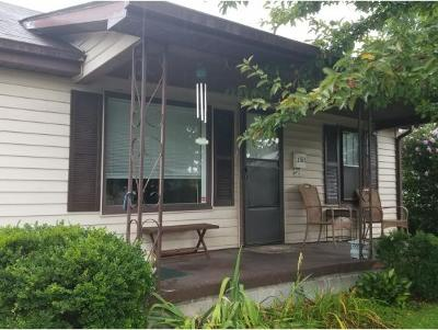 Kingsport TN Single Family Home For Sale: $69,900