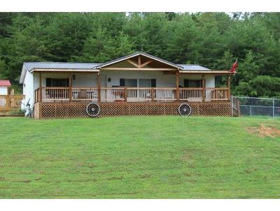Rogersville Single Family Home For Sale: 144 S. Fork Branch Road
