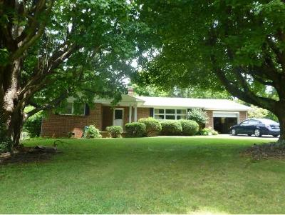 Johnson City Single Family Home For Sale: 1404 Baxter Street
