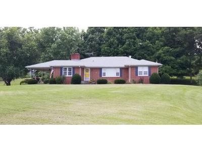 Jonesborough Single Family Home For Sale: 2177 Highway 11e