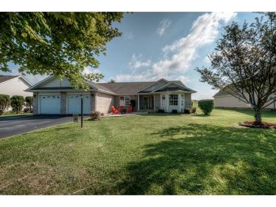 Abingdon Single Family Home For Sale: 18550 Westinghouse Rd