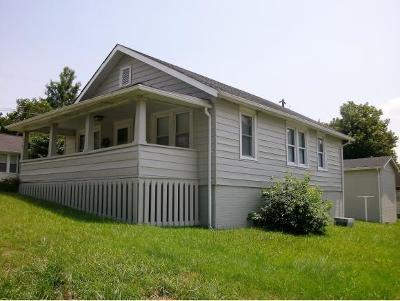 Bristol Single Family Home For Sale: 216 E. Cedar Street