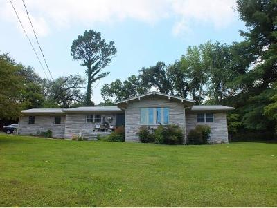 Rogersville Single Family Home For Sale: 1325 W Main Street