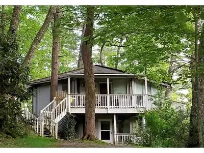 Single Family Home For Sale: 101 Woodhaven Dr