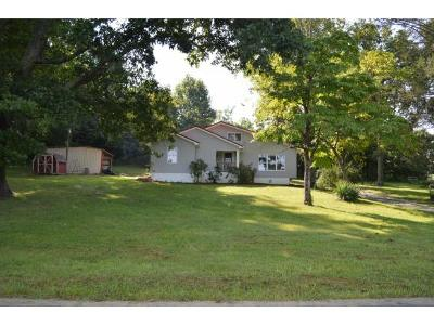 Jonesborough Single Family Home For Sale: 215 Hicks Rd