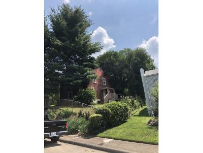 Kingsport TN Single Family Home For Sale: $85,000