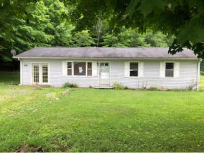 Damascus VA Single Family Home For Sale: $37,000