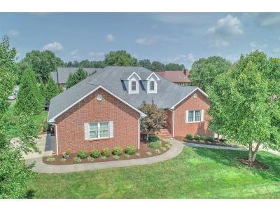 Single Family Home For Sale: 13 E. Ridgefield Court