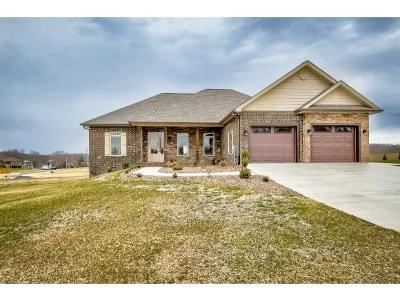 Jonesborough Single Family Home For Sale: 155 Rhetts Way