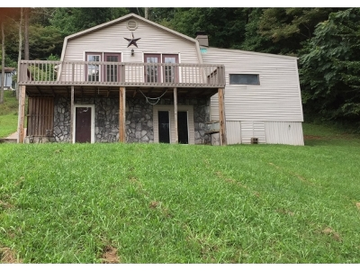Kingsport TN Single Family Home For Sale: $125,000