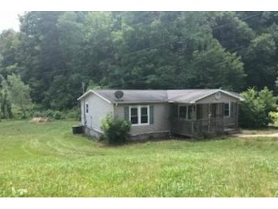 Greeneville TN Single Family Home For Sale: $21,500