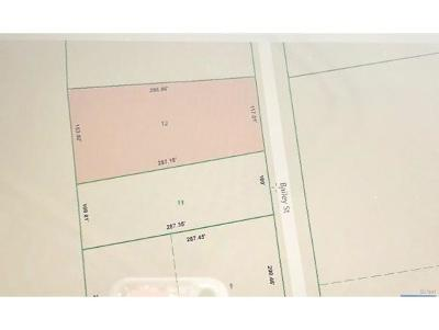 Greene County Residential Lots & Land For Sale: 1085 Bailey St