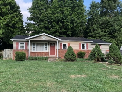 Johnson City TN Single Family Home For Sale: $69,500