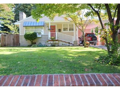 Kingsport TN Single Family Home For Sale: $134,900