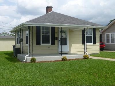 Kingsport TN Single Family Home For Sale: $65,000