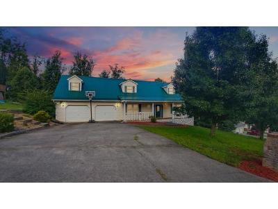 Kingsport TN Single Family Home For Sale: $249,000