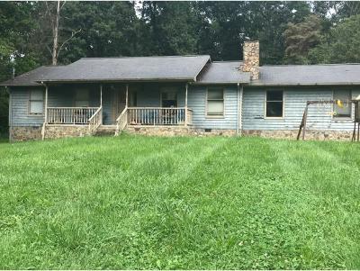 Gray Single Family Home For Sale: 445 Gray Sulphur Springs Rd