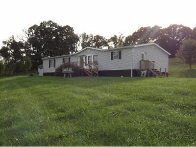 Jonesborough Single Family Home For Sale: 126 Wheelock Road