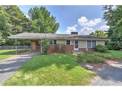 Single Family Home For Sale: 422 McCarty Hollow Rd