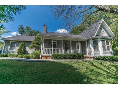 Elizabethton Single Family Home For Sale: 743 Quail Hollow Drive