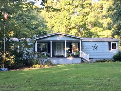 Chuckey TN Single Family Home For Sale: $135,000