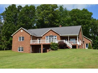 Roan Mountain TN Single Family Home For Sale: $349,900