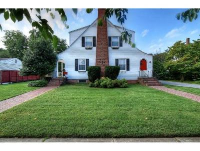 Single Family Home For Sale: 212 W F