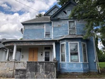 Single Family Home For Sale: 608 Moore Street