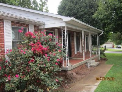 Johnson City Single Family Home For Sale: 2907 Ballard Rd