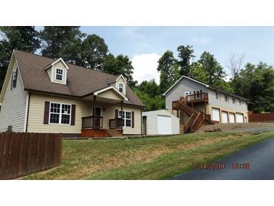 Single Family Home For Sale: 185 Deer Tracks Circle