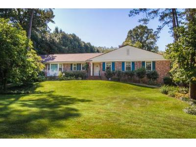 Kingsport Single Family Home For Sale: 4405 Timberlake Lane