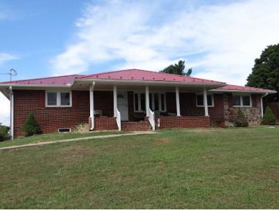 Abingdon Single Family Home For Sale: 524 Monte Vista Drive