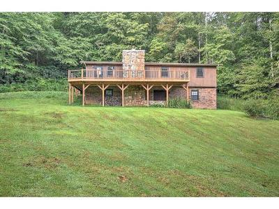 Elizabethton Single Family Home For Sale: 800 Hiram Clark Rd