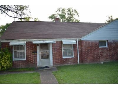 Kingsport Single Family Home For Sale: 523 Sequoyah Dr.