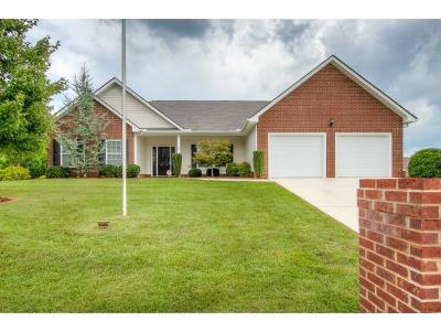 Jonesborough Single Family Home For Sale: 147 Pembrooke Circle