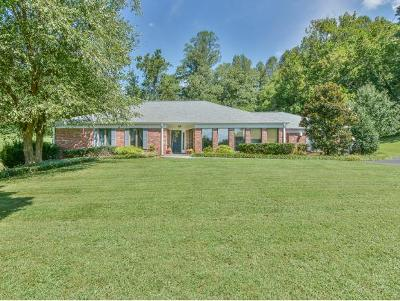 Jonesborough Single Family Home For Sale: 219 Overhill Drive