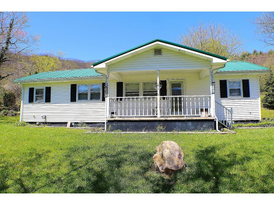 Unicoi Single Family Home For Sale: 200 Sneyd Lane