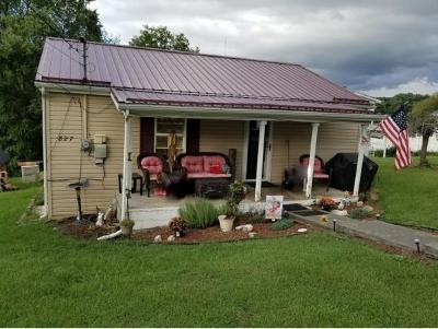 Bristol TN Single Family Home For Sale: $68,900